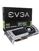 EVGA GeForce GTX 980 Ti Superclocked Graphics Card 06G-P4-4992-KR
