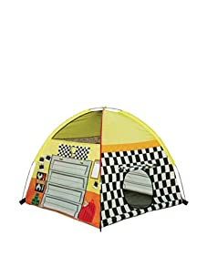 Pacific Play Tents Pit Stop Garage Tent