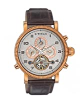 Titan Automatic 9274WL01 Watch - For Men
