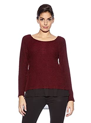 Love U Pullover Lory (Bordeaux)