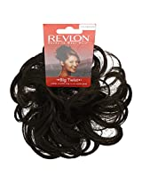 Revlon 33072 Big Twist- Dark Brown.