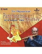 Pancharatna Krithis - Flute