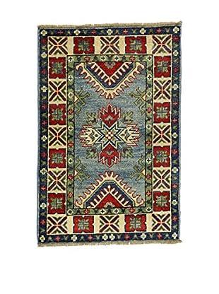 Eden Teppich Uzebekistan Super mehrfarbig 60 x 89 cm