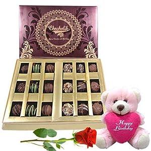 Luscious Assortment of Belgian Chocolates - Chocholik Belgium Chocolate Gifts