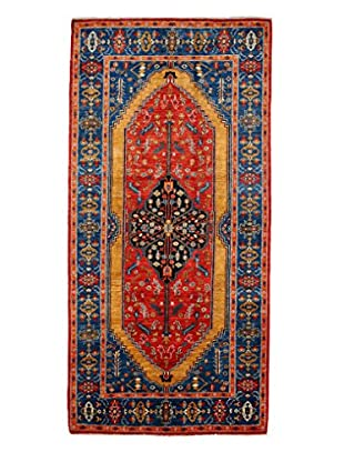 Darya Rugs Ziegler One-of-a-Kind Rug, Red, 5' 1