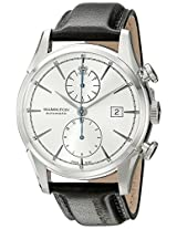 Hamilton Men's H32416781 Spirt Liberty Analog Display Automatic Self Wind Black Watch