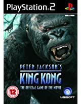 Peter Jackson's King Kong: The Official Game of the Movie (PS2)
