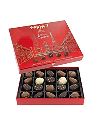 Maxim's de Paris Box of 20 Assorted Fine Chocolates