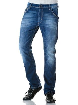 Diesel Pantalón Vaquero Krooley (Azul)