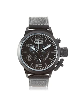 Ballast Men's BL-3101-06 Trafalgar Black Stainless Steel Watch