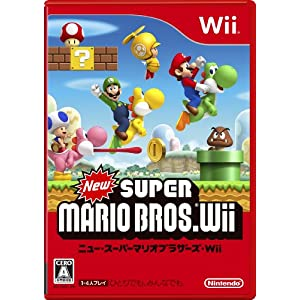 New スーパーマリオブラザーズ Wii torrent