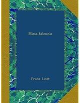 Missa Solennis