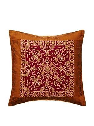 Mela Artisans Cosmic Connection Cushion, Gold