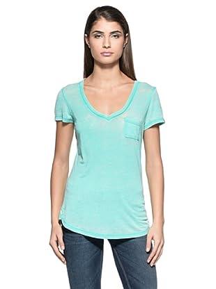 Bench T-Shirt Sixfive (pool green)