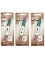 Almay Intense i-Color Shadow Stick 3 Pack Color #010 Brown Eyes
