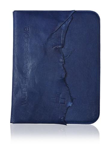 +Beryll Raw Men's iPad Sleeve (Ocean)