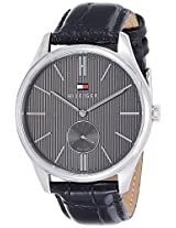 Tommy Hilfiger Analog Black Dial Men's Watch - TH1791168J