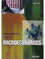 CBSE Micro Economics (Class XII)