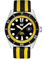 Caterpillar Analogue Men's Watch - YR.141.64.124