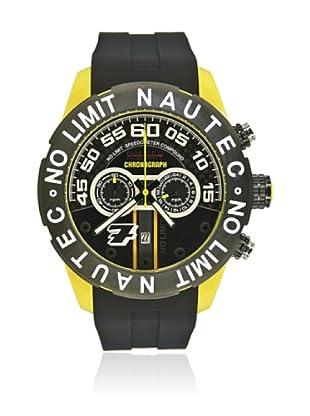 Nautec No Limit Reloj de cuarzo Man ZY2-7 QZ/RBPCBKBK-YL  48 mm