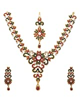 Aditri Multi Colour Necklace for Women