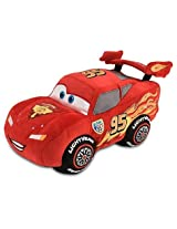 Disney / Pixar CARS 2 Movie Exclusive 13 Inch Deluxe Plush Toy Lightning McQueen