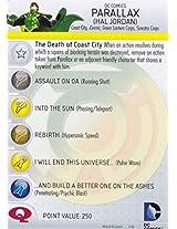 Heroclix DC War of Light #041 Parallax (Hal Jordan) Figure Complete with Character Card