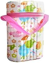 Baby Dreams Double Bottle Warmer (Pink)