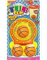 Ja-Ru 23829 Tub Fun Hoop Set Party Favor Bundle Pack Novelty
