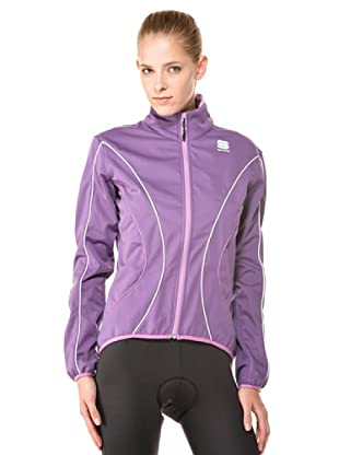 Sportful Chaqueta Ciclismo Dream (Violeta)