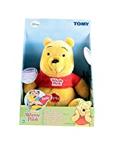 Tomy Winnie The Pooh Plush Toy With Sounds