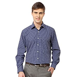 Comfort Fit Checked Shirt