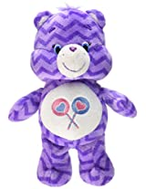 Just Play Care Bears Chevron Bean Plush, Share