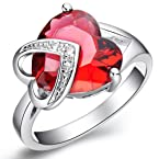 Roxi Platinum plated lovely ring for Women