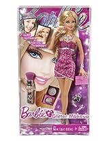 Barbie Loves Glitter Makeup Doll