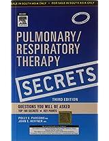Pulmonary/Respiratory Therapy Secrets