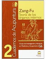 Cuadernos de Acupuntura 2: Zang-fu Teoría de los órganos internos