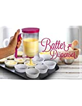 Batter Dispenser for Muffins and Cupcakes