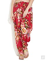 Love For Paisley Salwar-Multi Colour-Xl