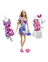 Mattel Barbie Fashionistas Doll Ultimate Wardrobe Barbie Doll