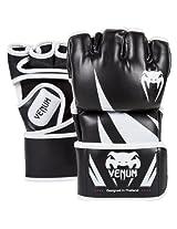 Venum Challenger MMA Gloves, Black, Small