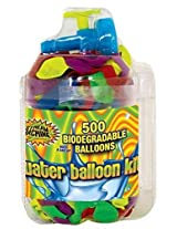 Water Sports Water Balloon Refill Kit, 500-Pack, sale balloons, 500 balloons, panduit tie wraps