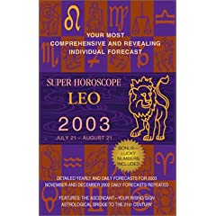 Super Horoscopes 2003: Leo