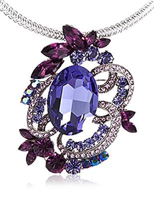Crystal Pearl Colgante