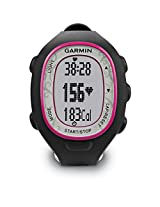 Garmin Fr70 Fitness Watch With Heart-Rate Monitor - Pink