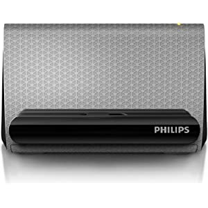 Philips Portable Speaker SBA1710/00 Grey