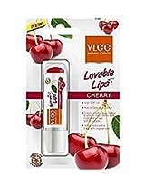 VLCC Lip Balm, Cherry (Buy 1 Get 1 Free)