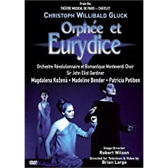 グルック 歌劇《オルフェオとエウリディーチェ Orphe´e et Eurydice》の商品写真