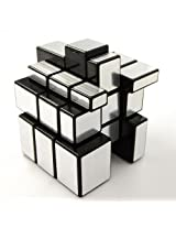 ShengShou Mirror cube Silver+ Cubelelo Cube Pouch COMBO Offer