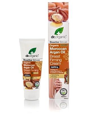 Dr.Organic Crema Reafirmante para el Pecho de Argán 100 ml